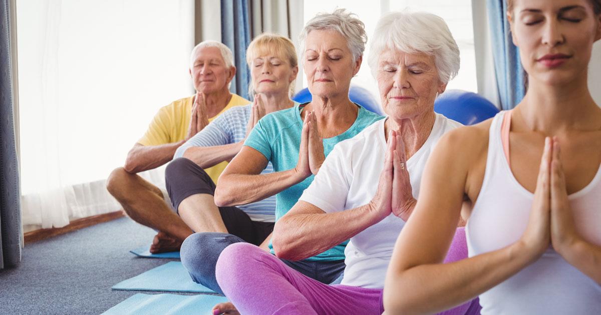 Meditation for Seniors - Seniors Helping Seniors Northern Colorado